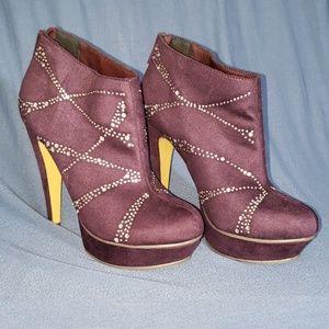 Size 8 - Michael Antonio Booties